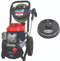 SIMPSON MS60805 Megashot 3000 PSI @ 2.4 GPM, Gas Pressure Washer HONDA ENGINE
