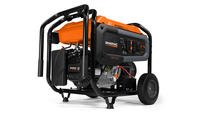 Generac GP6500E Electric Start 6500Watt Portable Generator 7680 49-State