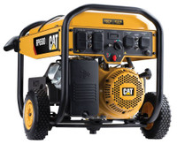 CAT RP6500-CARB Electric Start 6,500 Watts - Portable Generator Electric Start