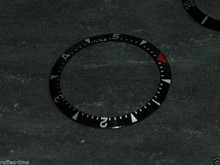 Bezel Bond #3 Submariner Milgauss Style Bezel Insert 6538 5508