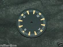Orange Lume SM Dial for DG 2813 Miyota 8200 Movement Sterile Seamaster 300 Dial
