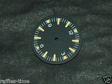 Sterile Seamaster 300 Dial for DG 2813 Number@12 Yellow Superluminova