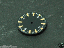 Orange Lume SM 29mm Dial for ETA 2836 2824 Movement for Seamaster 300 Style Watch