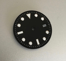 Sterile Submariner Sub Watch Dial for DG 2813 Movement w/ date