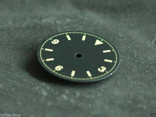 Plain Bond Milsub / Explorer 3 6 9 Watch Gilt Dial for ETA 2836 2824 Movement Yellow Lume