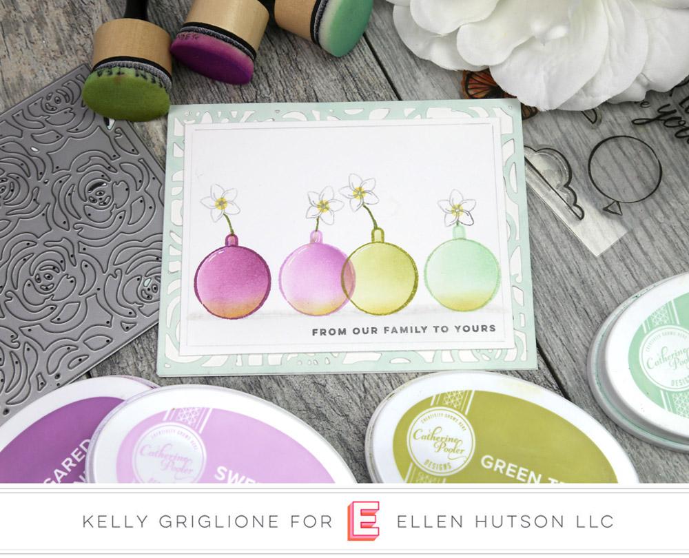 Pantone Verdure Palette Card by Kelly Griglione