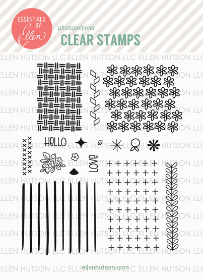 Pattern Play Stamps