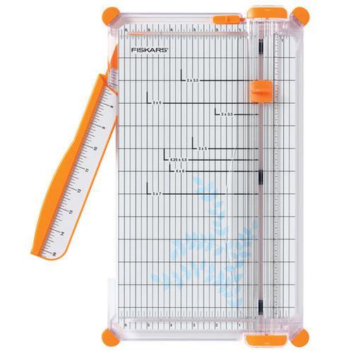 SureCut Deluxe Craft Paper Trimmer (12'), Fiskars -