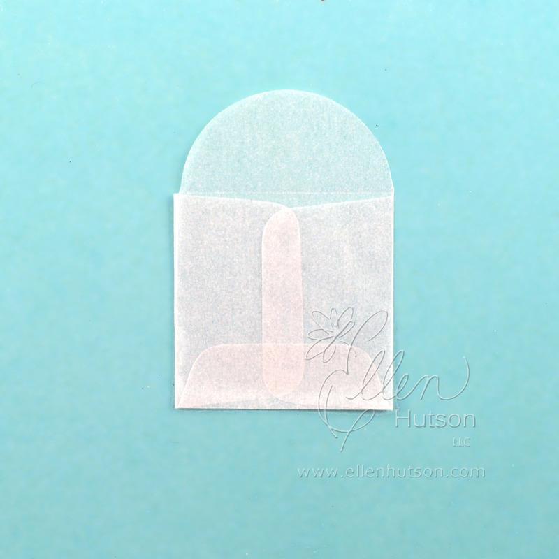 2x2, Paper Accents Glassine Envelopes -
