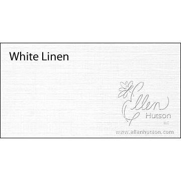 White Linen 100 lb - 25 Pk, Essentials by Ellen Cardstock -