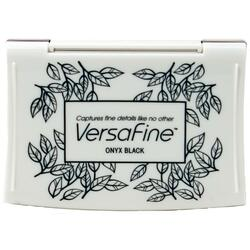VersaFine Ink Pad, Onyx Black -