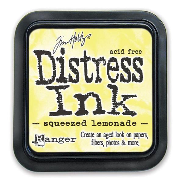 Squeezed Lemonade, Ranger Distress Ink Pad -