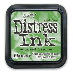 Mowed Lawn, Ranger Distress Ink Pad -