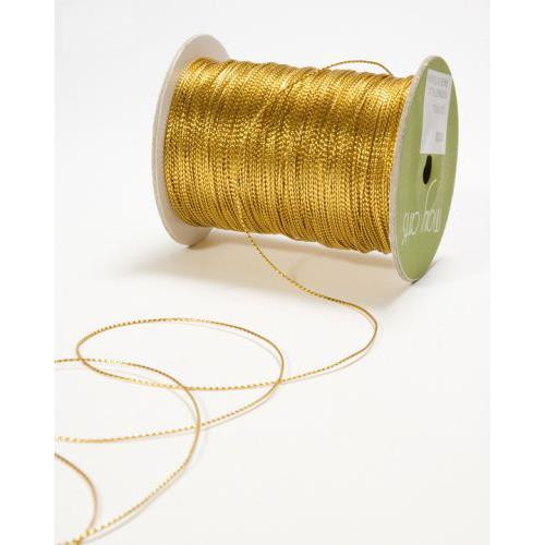 String by the Spool - Metallic Gold, May Arts -