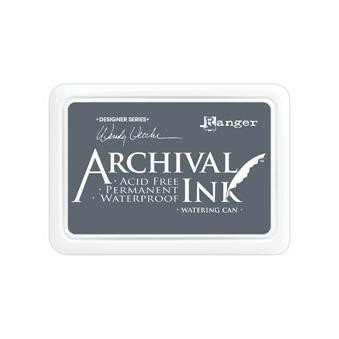 Ranger Archival Ink Pad, Watering Can by Wendy Vecchi - 789541039006