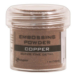 Ranger Super Fine Embossing Powder, Copper -