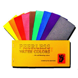 Complete Edition - Set of 15, Peerless Watercolor -