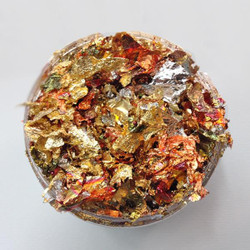 Persian Dawn- 200ml, Creative Expressions Cosmic Shimmer Gilding Flakes -