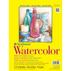 Strathmore Watercolor Paper 9X12 (360-109) -