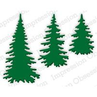 Evergreen Trees, Impression Obsession Dies -
