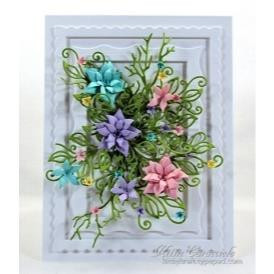 Impression Obsession Dies, Rectangle 6-in-1 Frames - 848099092625