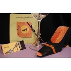 Template, Shoe - Boxy, Essentials by Ellen -