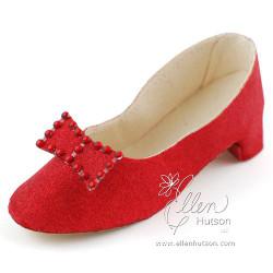 Template, Shoe - Ruby Slipper, Essentials by Ellen -