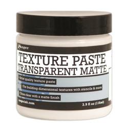 Ranger Texture Paste, Transparent Matte -
