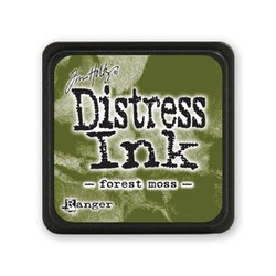 Forest Moss, Ranger Distress Mini Ink Pad -