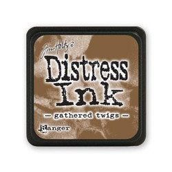 Gathered Twigs, Ranger Distress Mini Ink Pad -