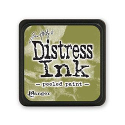 Peeled Paint, Ranger Distress Mini Ink Pad -