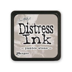 Pumice Stone, Ranger Distress Mini Ink Pad -