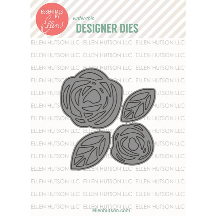 Bold Blossom Stand-Alone by Julie Ebersole, Essentials by Ellen Designer Dies -