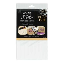iCraft Deco Foil White Foam Adhesive -