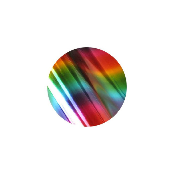 iCraft Deco Foil Transfer Sheets, Rainbow -