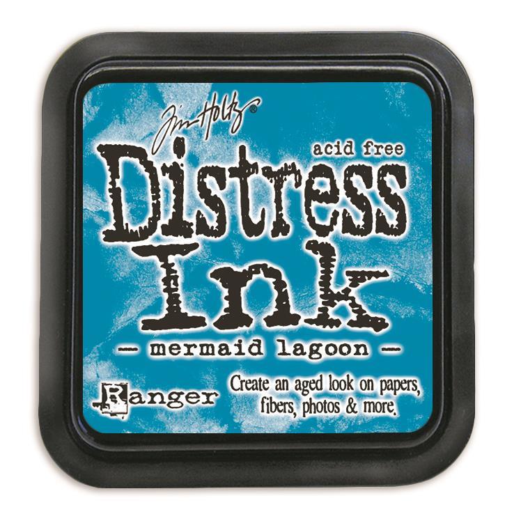 Mermaid Lagoon, Ranger Distress Ink Pad -