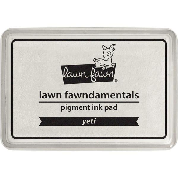 Yeti, Lawn Fawn Ink Pigment Pad -