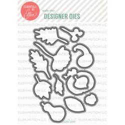 Thankful by Julie Ebersole, Essentials by Ellen Designer Dies (Retiring) -