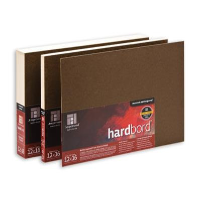 Ampersand Hardbord, Flat 11x14 -