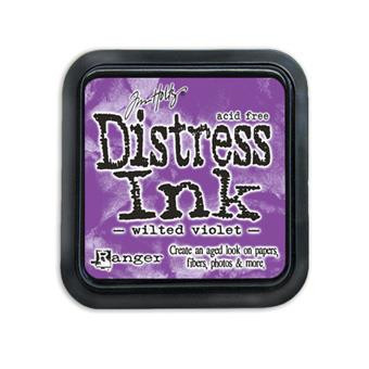 Wilted Violet, Ranger Distress Ink Pad -