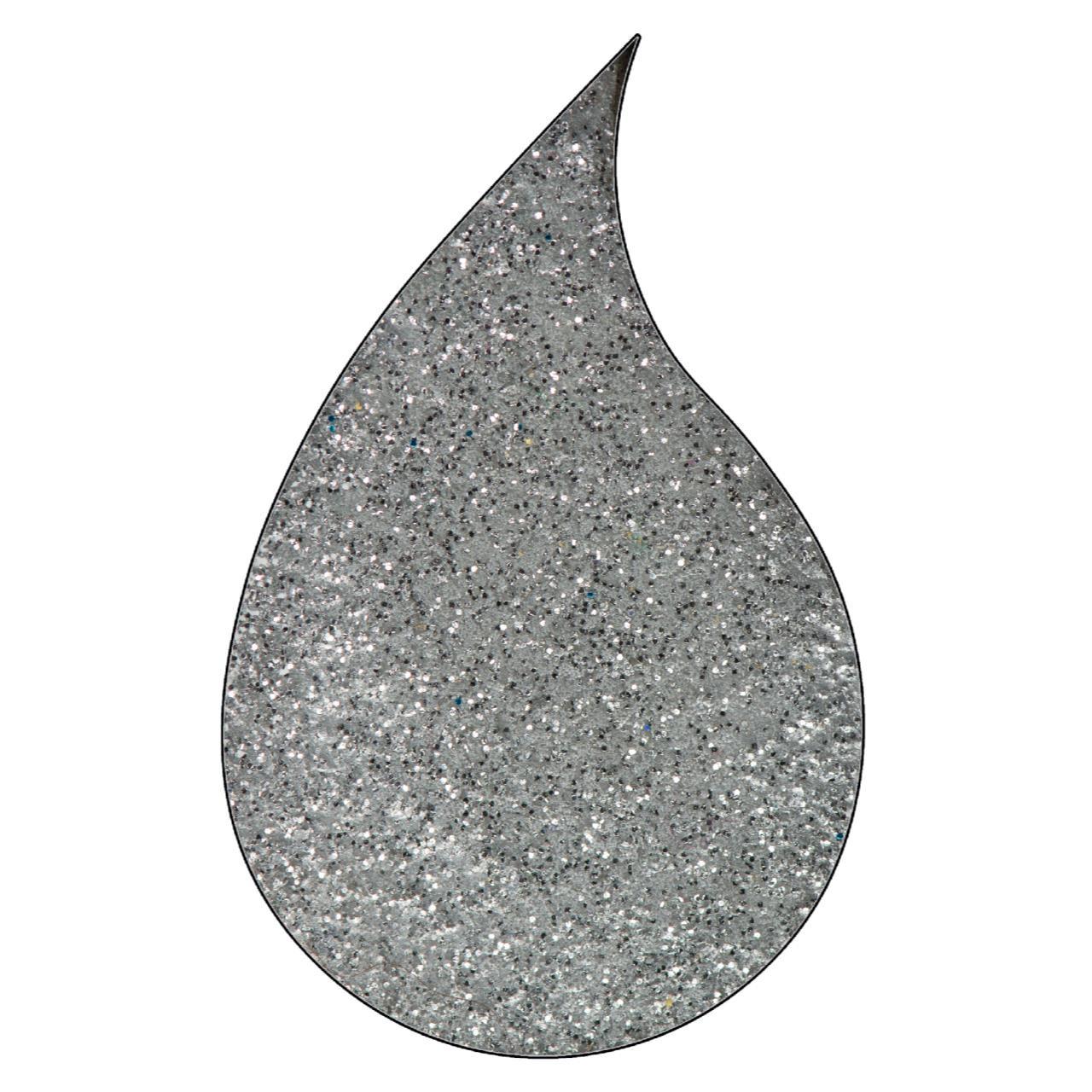 WOW Embossing Powder, Regular - Metallic Silver Sparkle -