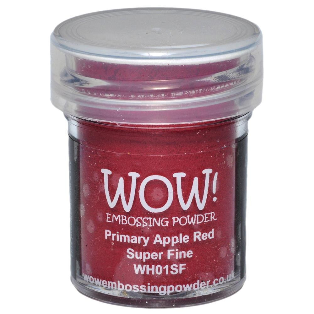 WOW Embossing Powder, Super Fine - Primary Apple -