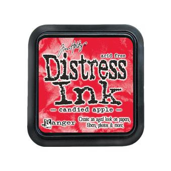 Candied Apple, Ranger Distress Ink Pad -