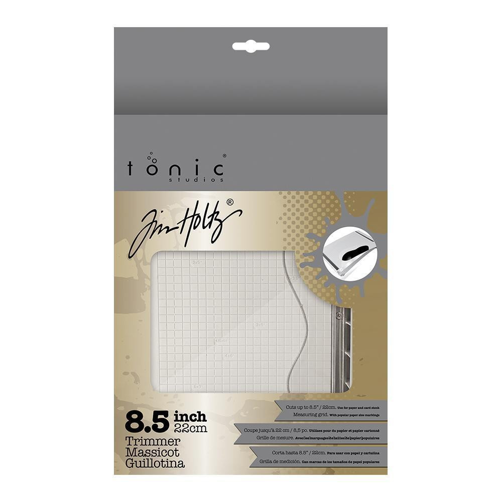 Tonic Comfort 8.5 Inch Guillotine Paper Trimmer by Tim Holtz -