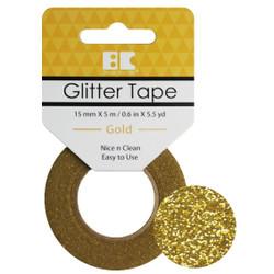 Gold, Best Creation Glitter Tape -