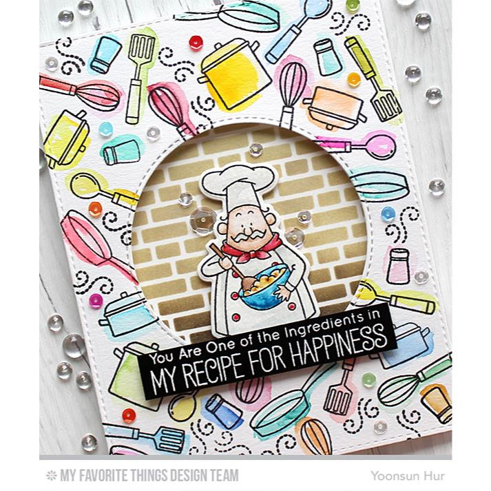 My Favorite Things Die-namics, Inside & Out Stitched Circle STAX - 849923012710