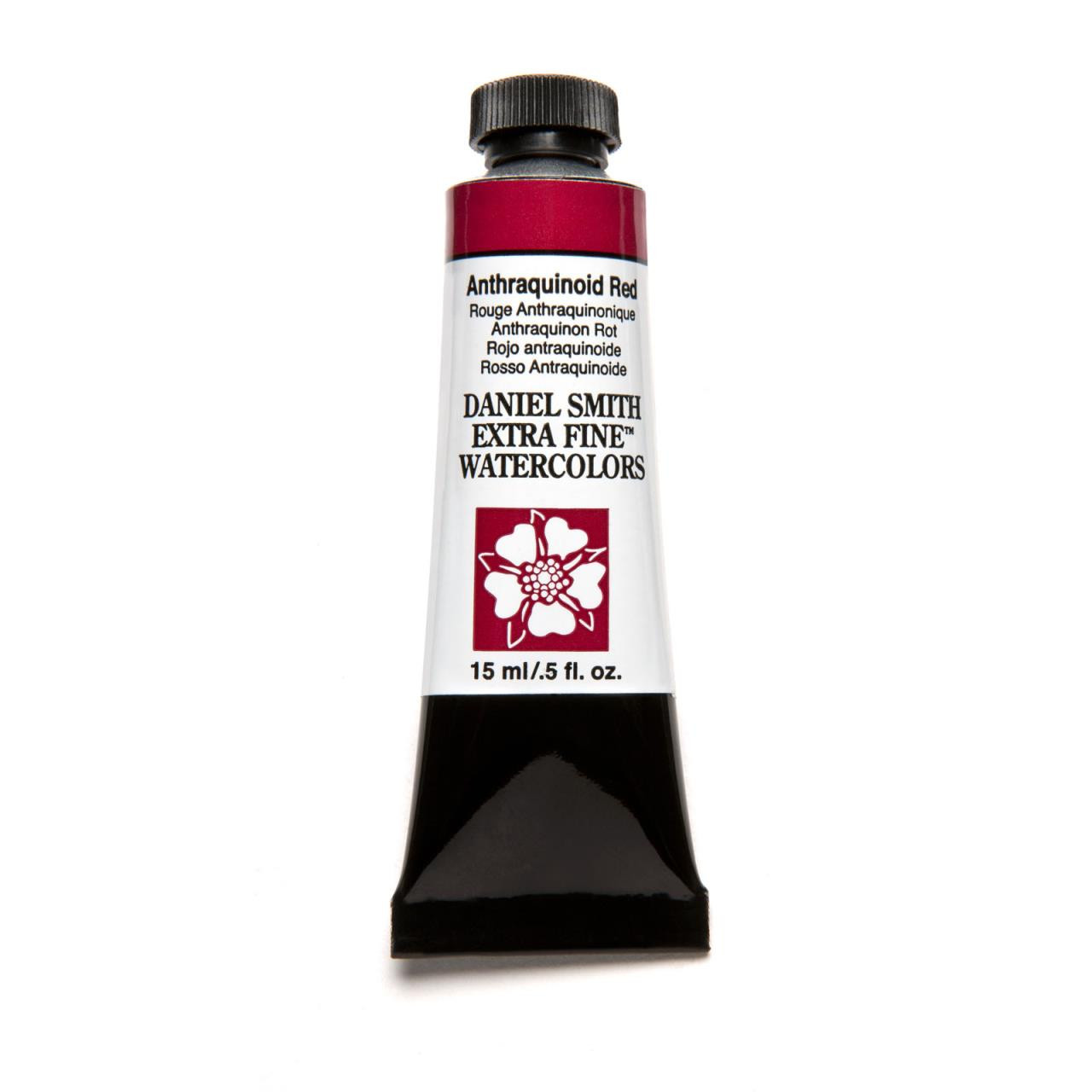 Anthraquinoid Red, DANIEL SMITH Extra Fine Watercolors 15ml Tubes -