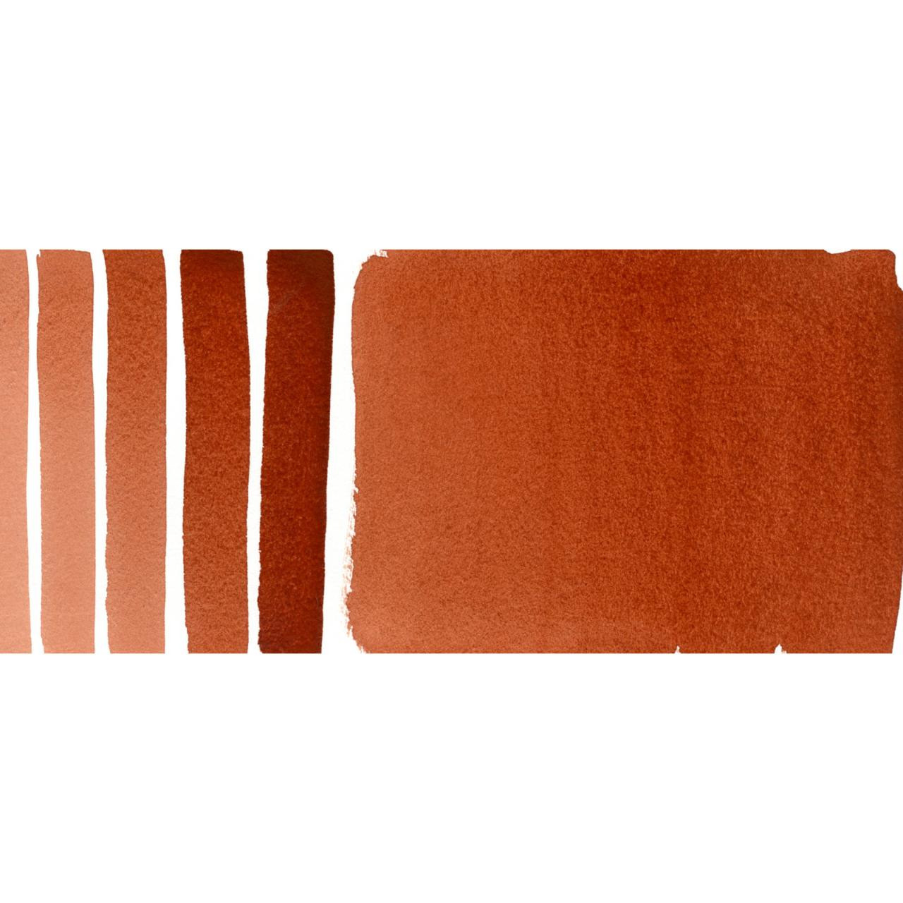 English Red Ochre, DANIEL SMITH Extra Fine Watercolors 15ml Tubes -