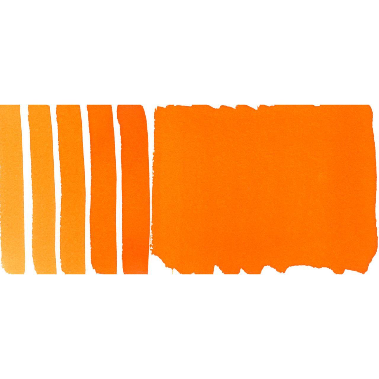 Permanent Orange, DANIEL SMITH Extra Fine Watercolors 15ml Tubes -