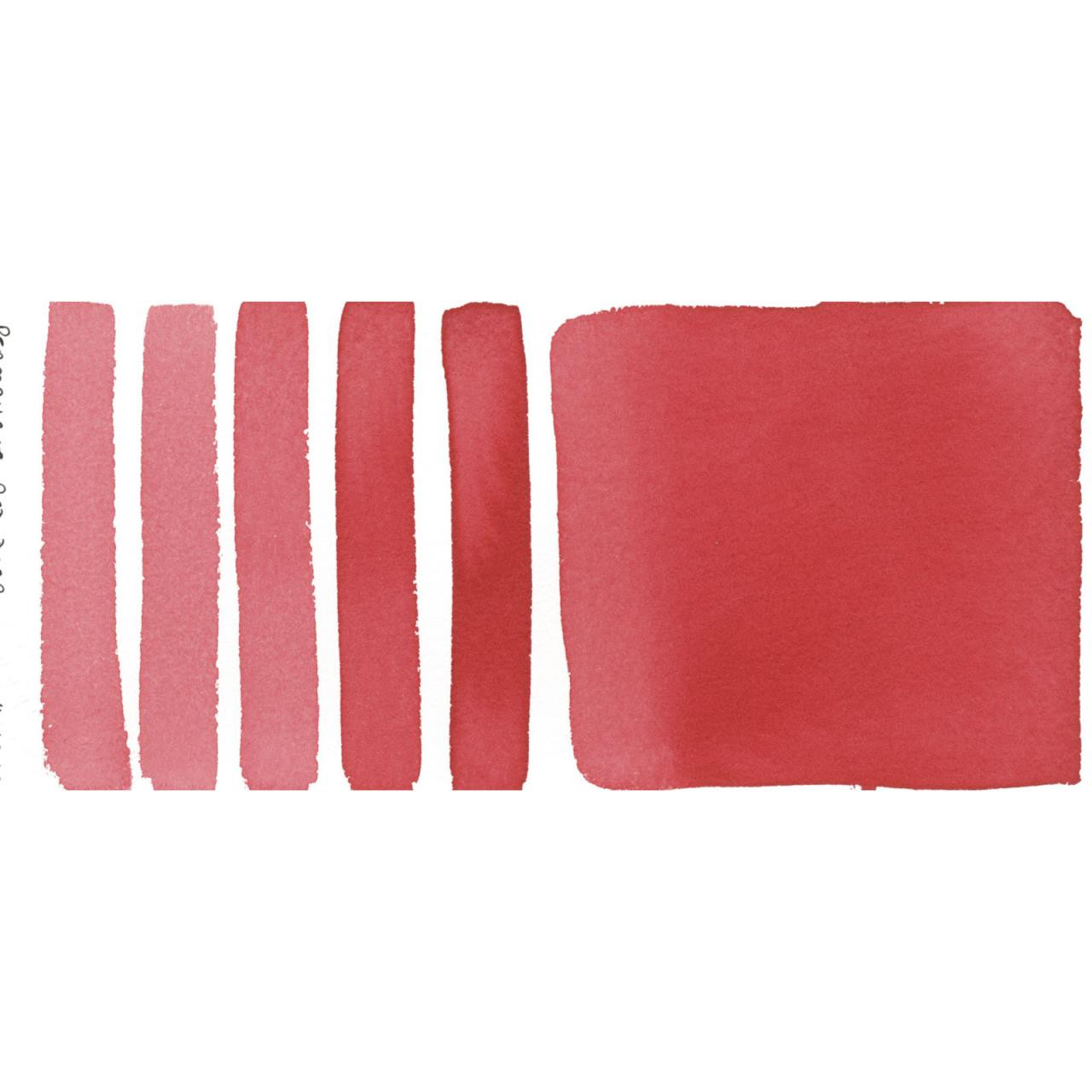 Permanent Red Deep, DANIEL SMITH Extra Fine Watercolors 15ml Tubes -